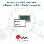 Réseaux bas débit cellulaires : la France rentre enfin dans la course !
