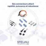 Des connecteurs alliant rapidité, puissance et robustesse