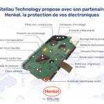 Steliau Technology propose avec son partenaire Henkel, la protection de vos électroniques