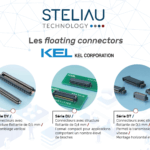 Les floating connectors du fabricant KEL