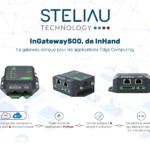 L'InGateway500, la gateway concue pour des applications de Edge Computing dans l'IoT