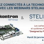"""Webinar : Les cartes mères et systèmes Kontron """"Designed by Fujitsu"""""""
